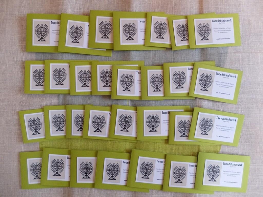 groene kaartjes