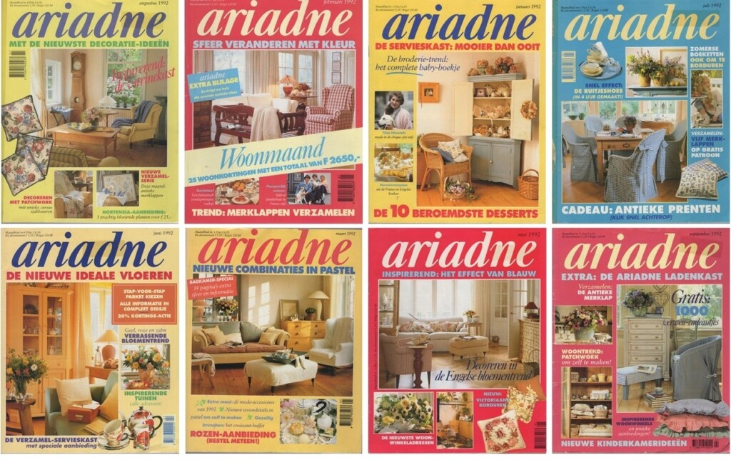 ariadnes 1992