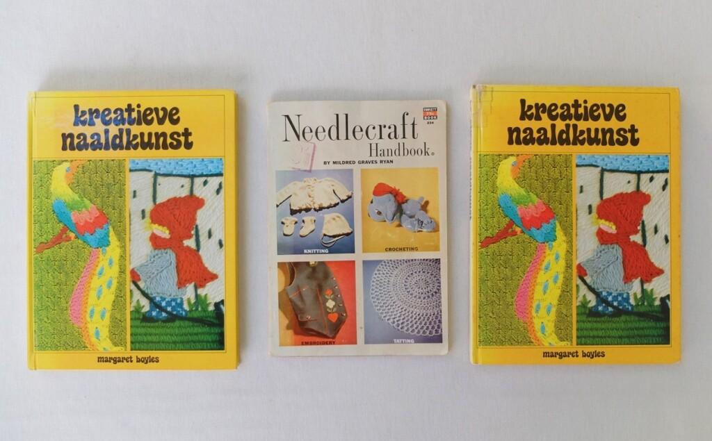 boeken naaldkunst