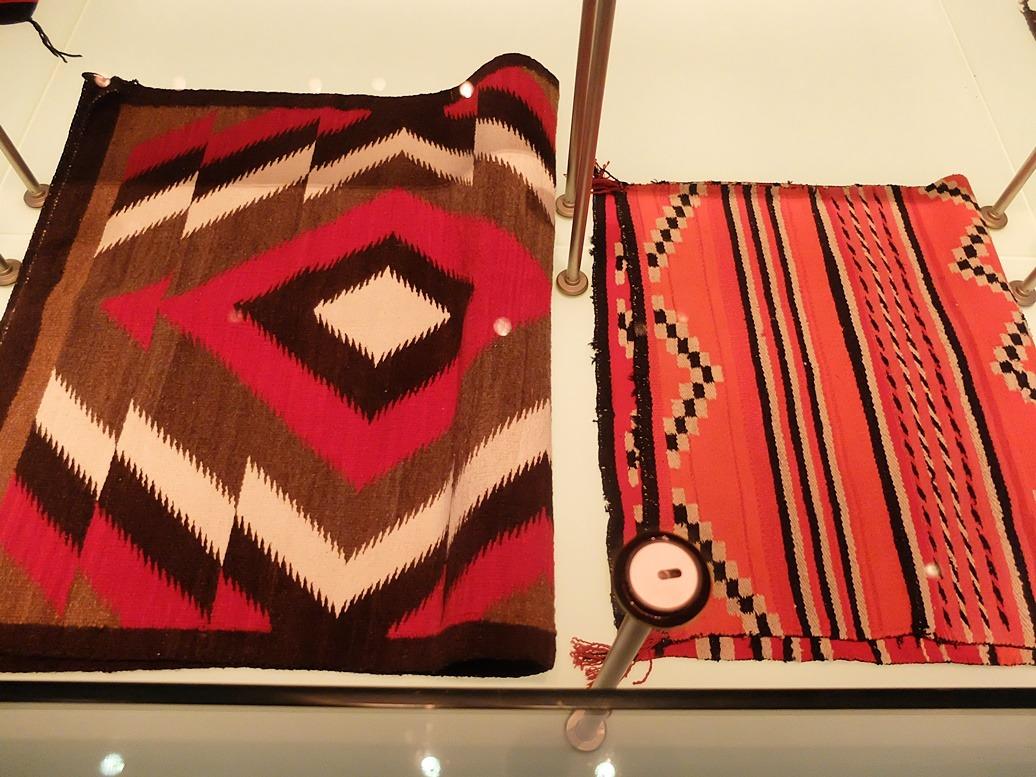 Eeuwen Van Weven Door Navajo Indianen