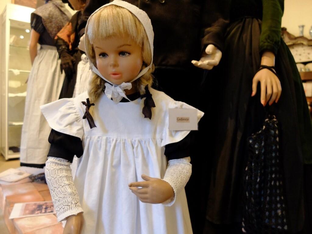Pop Gedientje uit Rijssens museum