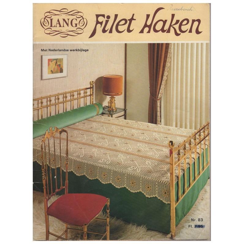 Boekje Filet Haken