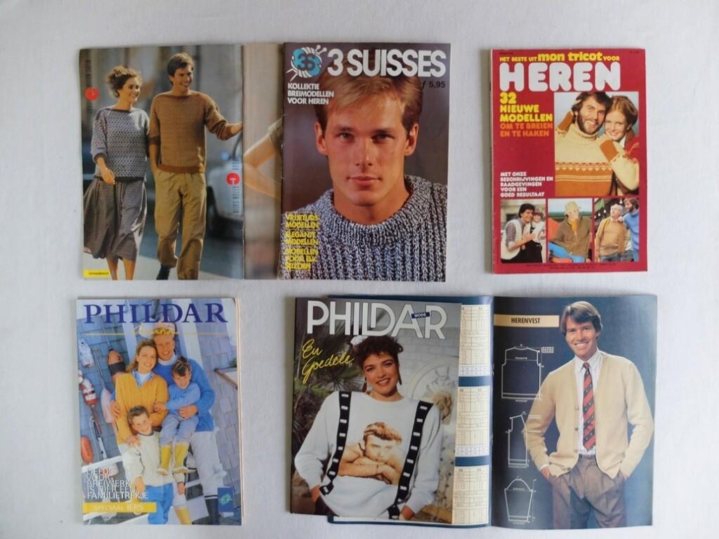 tijdschriften breien