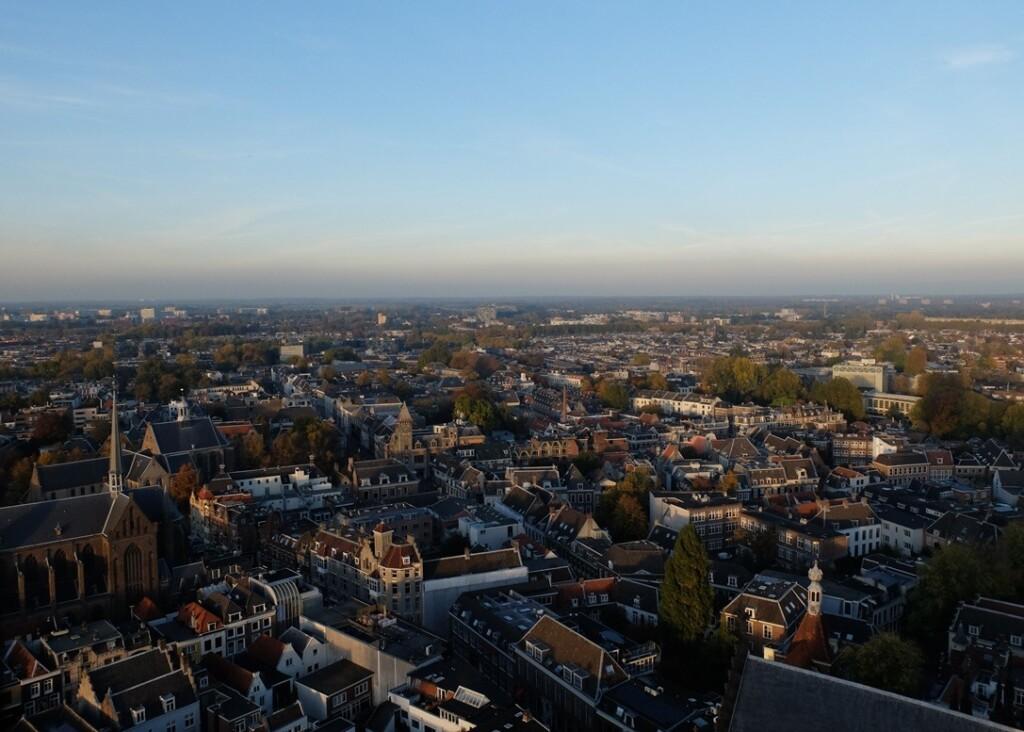 Uitzicht vanaf de Dom
