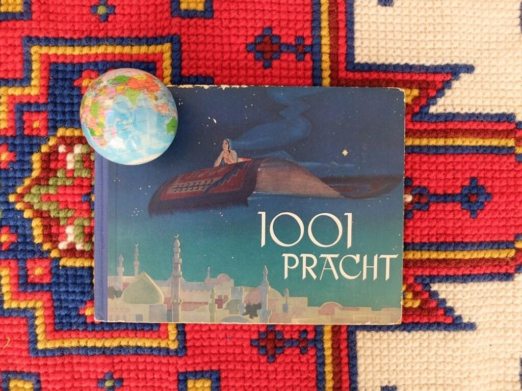 Boek 1001 pracht