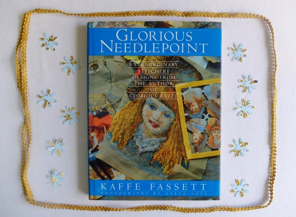 boek glorious needlepoint fassett