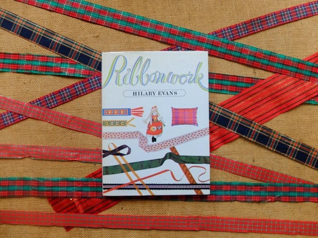 boek ribbonwork