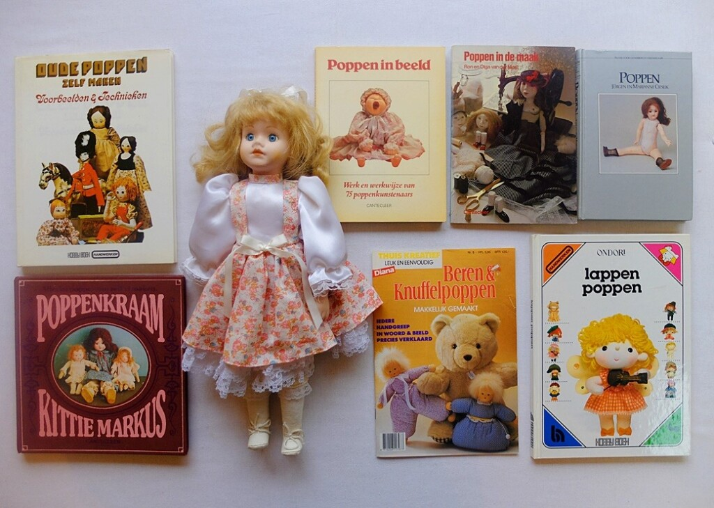 Boeken over poppen