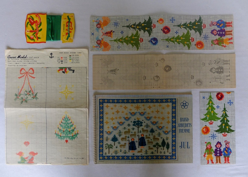 oude kerstpatronen