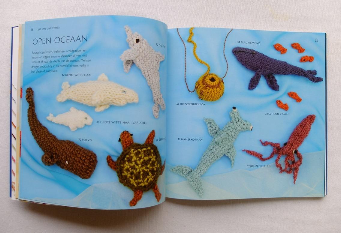 Boek 75 Schelpen Vissen En Andere Zeedieren