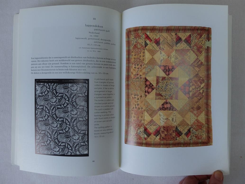 An Moonen Quilts.Boek Quilts Een Nederlandse Traditie