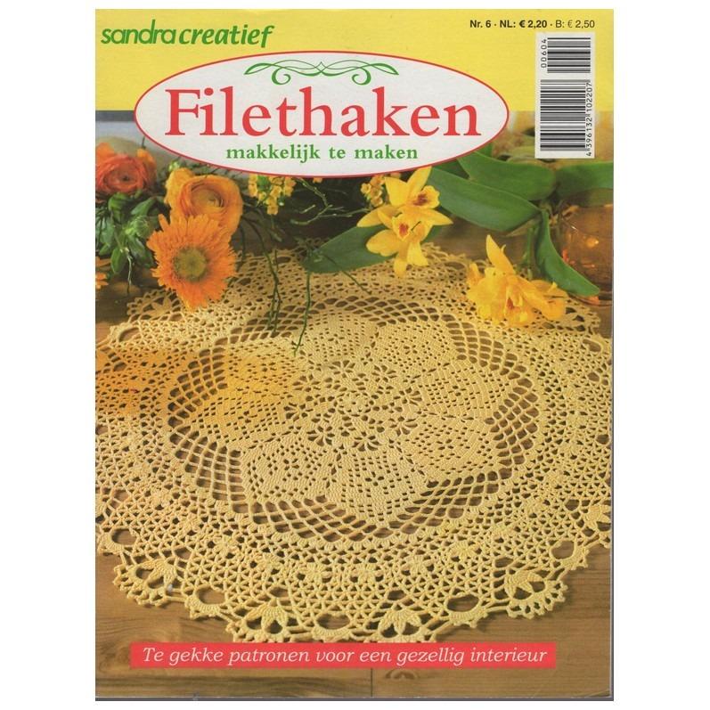 Tijdschrift Sandra Filethaken