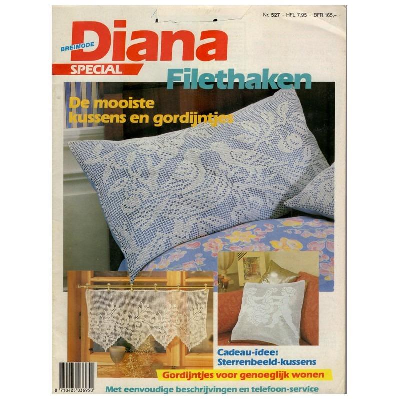 Tijdschrift Diana Filethaken