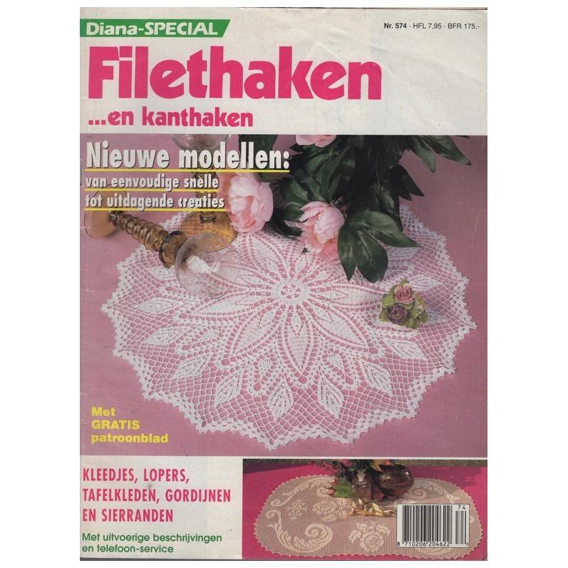 Tijdschrift Filethaken En Kanthaken