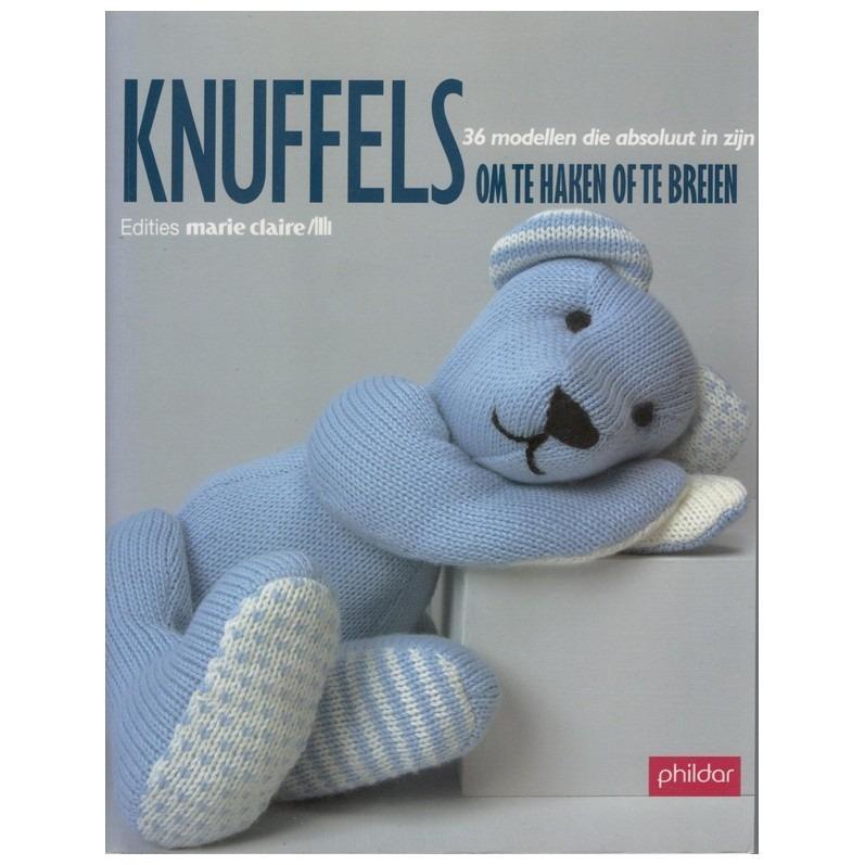 boek: knuffels om te haken of te breien