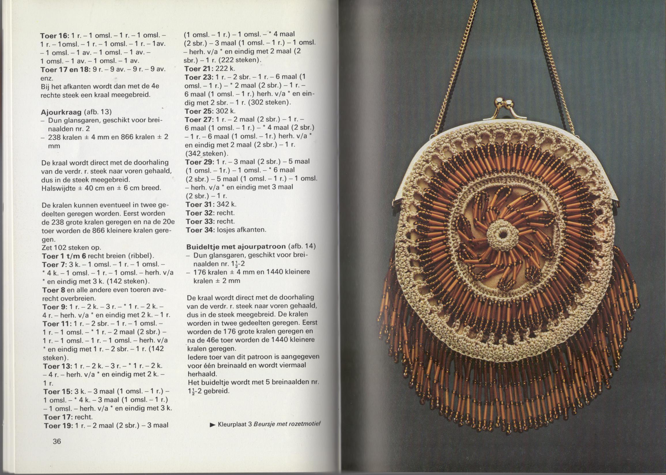 Boek Breien En Haken Met Kralen