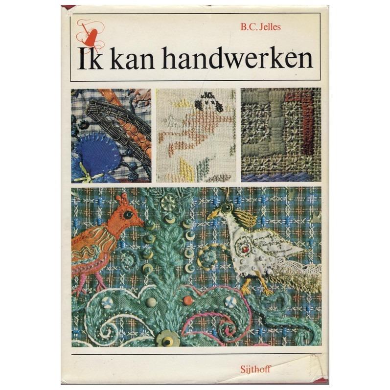 Boek Ik Kan Handwerken