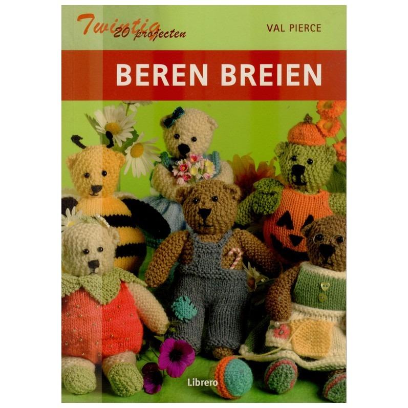 Boekje Beren Breien