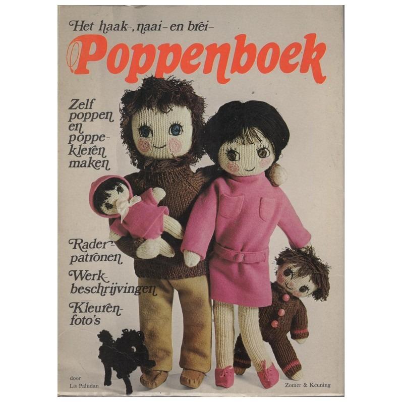 Boek Het Haak Naai En Brei Poppenboek