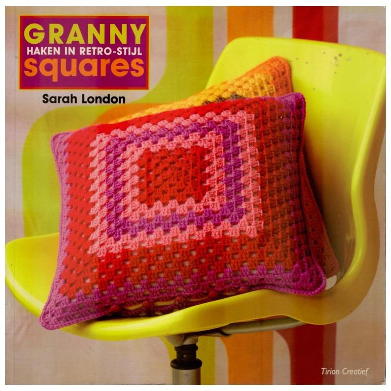 Boek Granny Squares Haken In Retro Stijl