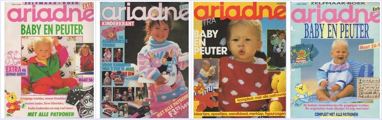 Tijdschriften Ariadne Baby En Peuter
