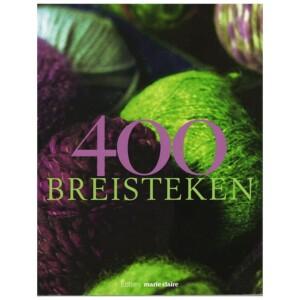 Boek 400 breisteken