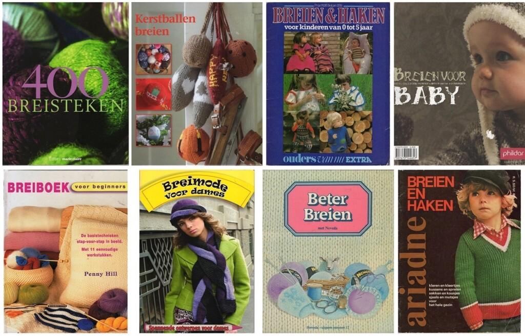 Boeken breien