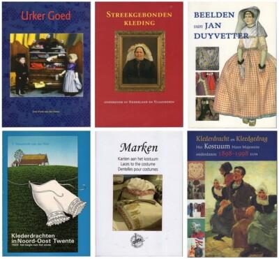 boeken streekdracht