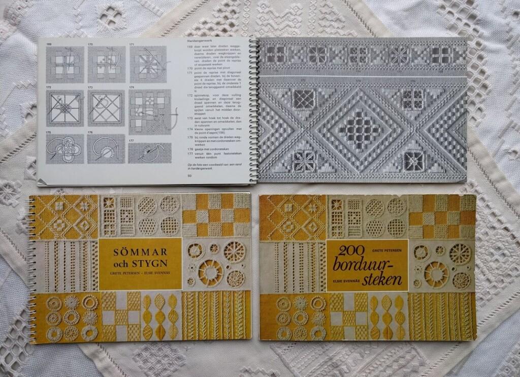 boekjes 200 borduursteken
